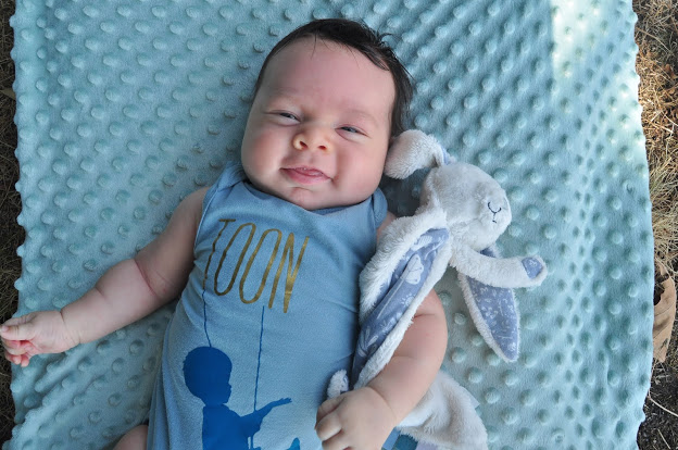 DIY babydekentjes en eenvlaggenlijn