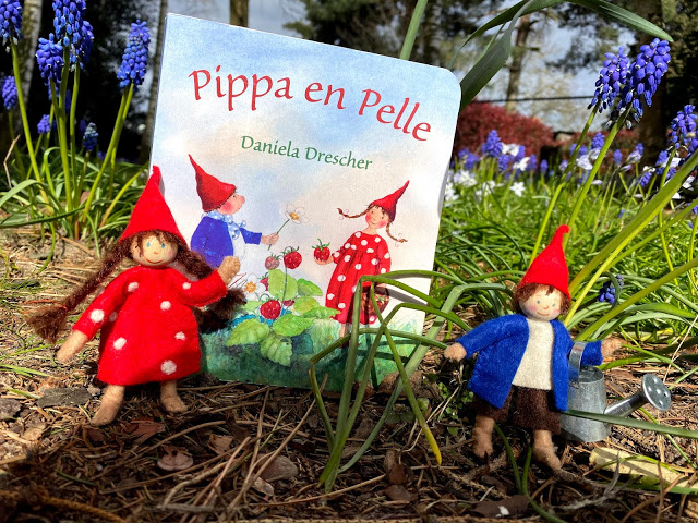 Boekentip: Pippa en Pelle en DIY kaboutersvilten
