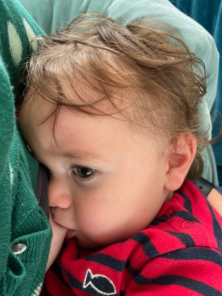 Natuurlijk ouderschap in de praktijk: onze borstvoedingshistorie